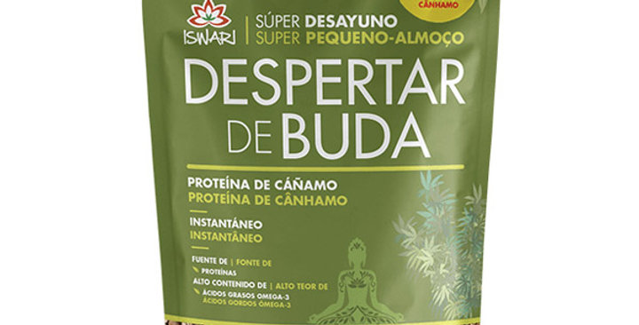 Despertar de Buda Proteína de Cáñamo,  Iswari