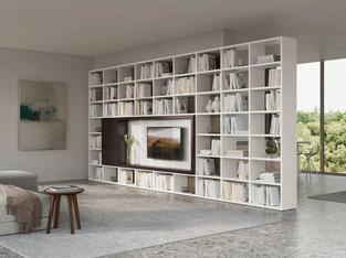Febal-Casa-Libreria-Trenta-10-bianca-con