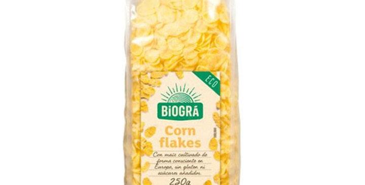 Corn Flakes sin Azúcar Añadidos, Biográ