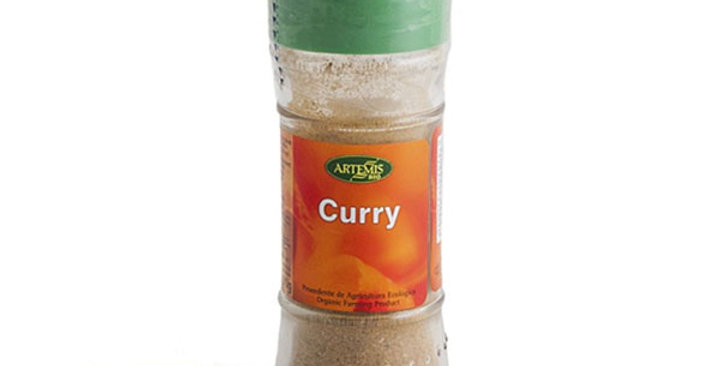 CURRY EN POLVO ARTEMIS 30 GR.