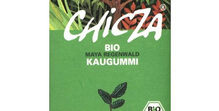 Chicle de Hierbabuena bio Chicza