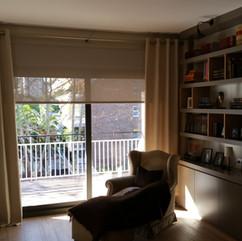 Fabrica cortinas enrollables residencial