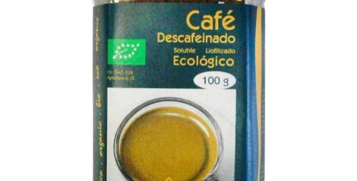CAFÉ NATURAL LIOFILIZADO SOLUBLE CAVALLE 100 GR.