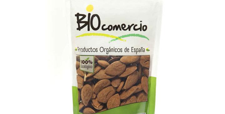 ALMENDRA CON PIEL NATURAL 14+ BIOCOMERCIO 100 GR.