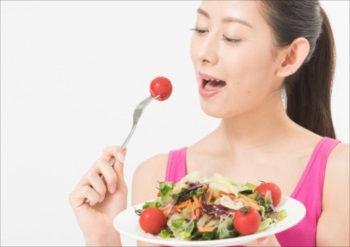 バランスのよい食事ができているか