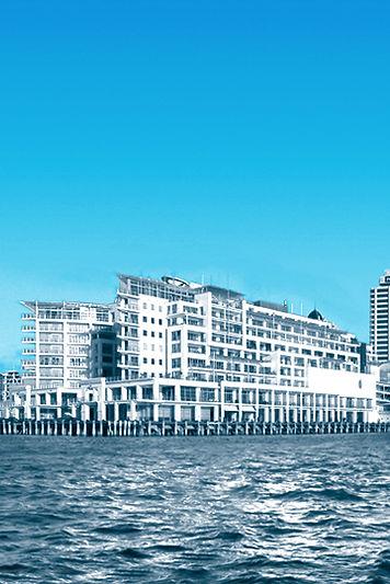 Princes Wharf, Auckland, New Zealand