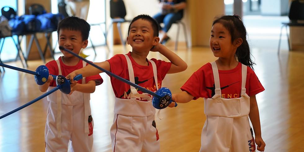 International School Winter Fencing Camp 1( 5 days)