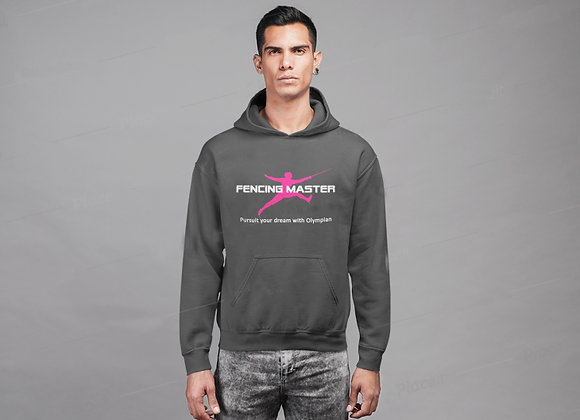 Hoodie thick material