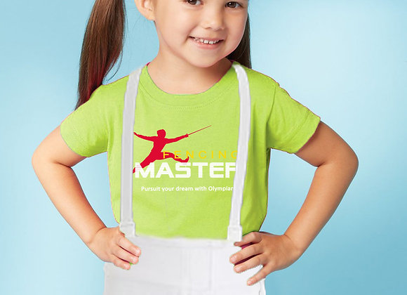 Petite Fencing Master T shirt
