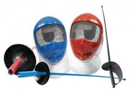 Kids Plastic Fencing Set