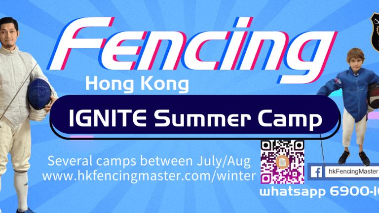 Olympian Summer Fencing Camp - IGNITE 2021