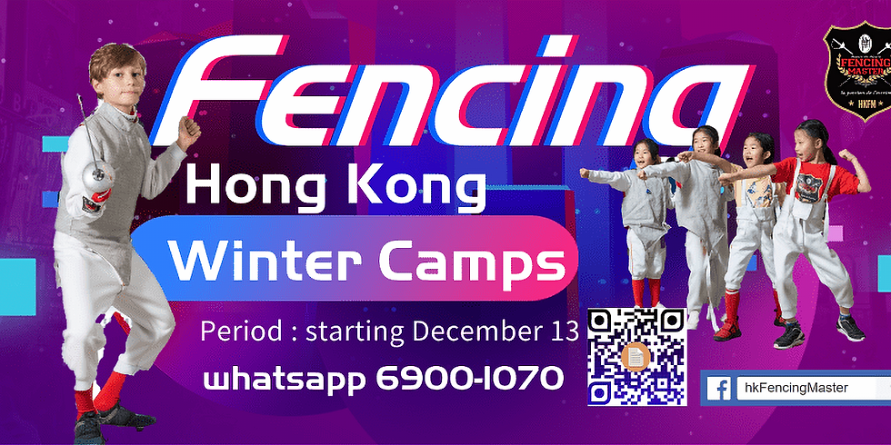Headcoach Winter Fencing Camp 2020 - 6 days