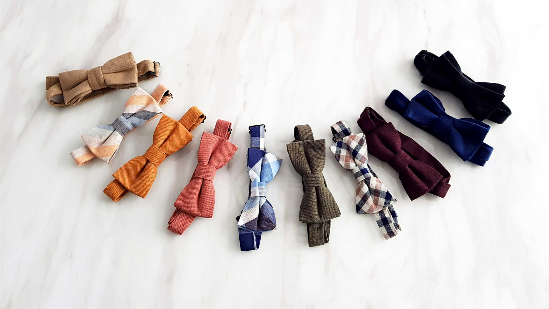KIDS BOW TIE COLLECTION