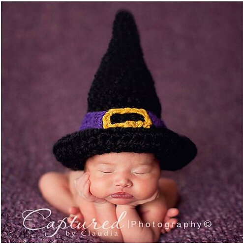 BABY WITCH HAT