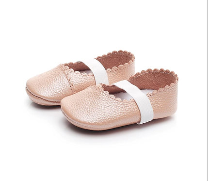 Ballet Leather Shoes