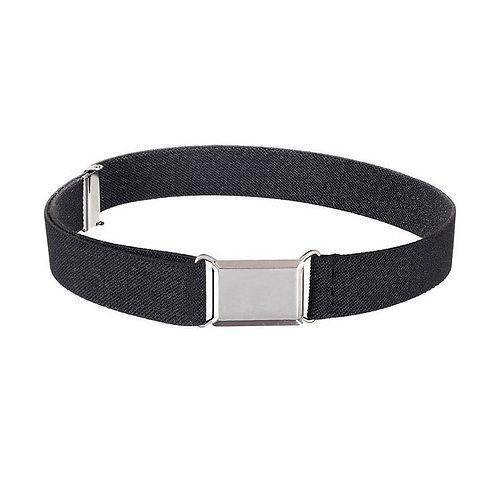 CANVAS KIDS BELT (BLACK)