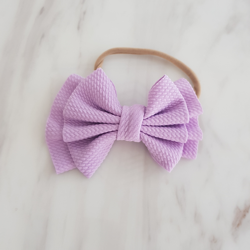 LISA BOW HEADBAND