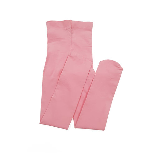 PINK FOOTED KIDS TIGHTS