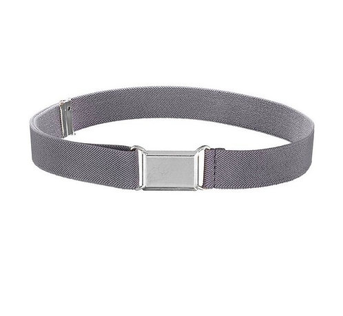 CANVAS KIDS BELT (GREY)
