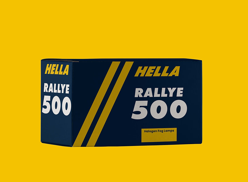 HELLA Rallye 500 Package
