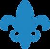 Chris Schultz Design Fleur Logo SCHULTZ