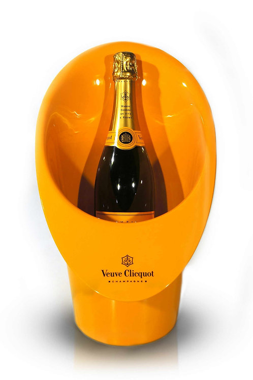 VIP Cheers with Bottle of Veuve