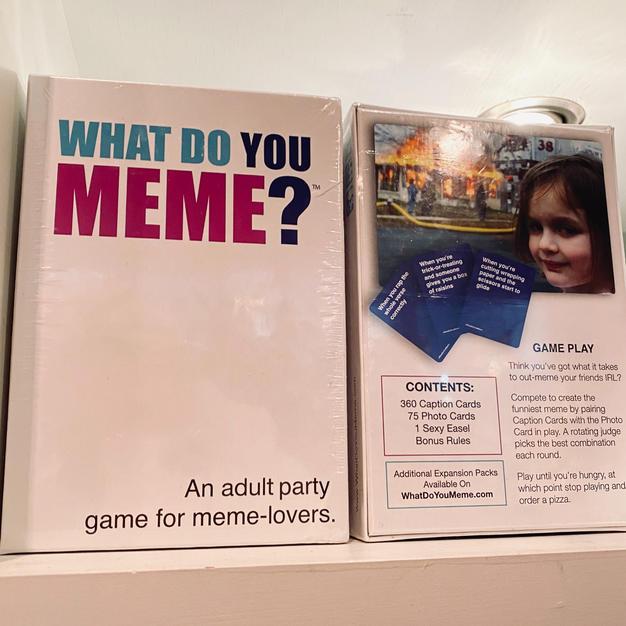 What Do You Meme? $36