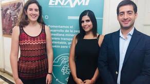 RIM-CHILE EN CONVERSACIONES CON ENAMI PARA GENERAR NUEVA ALIANZA