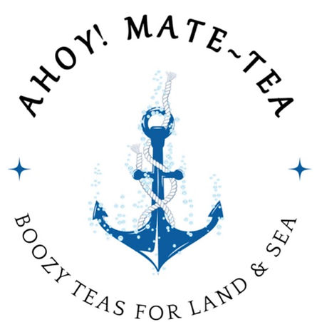 Anchor. Alcoholic Tea New Zealand logo