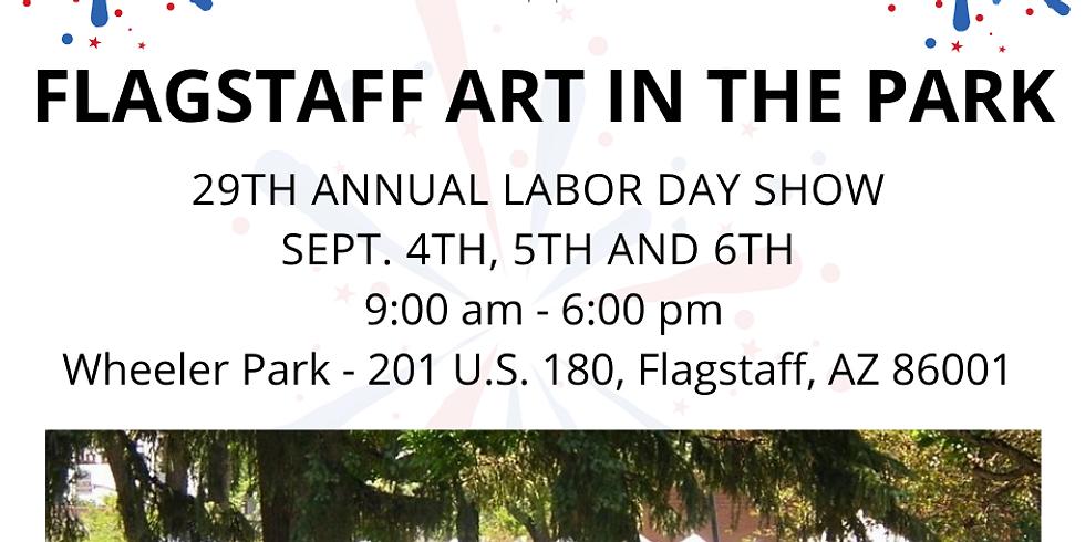 Flagstaff Art in the Park