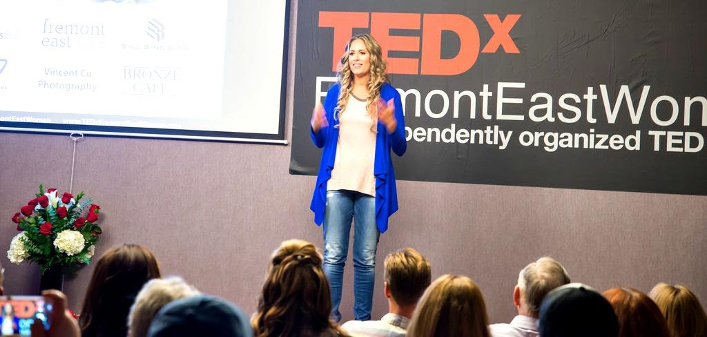 Elyse Hughes Inspirational Speaker
