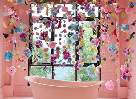 A Relaxing Hot Bath