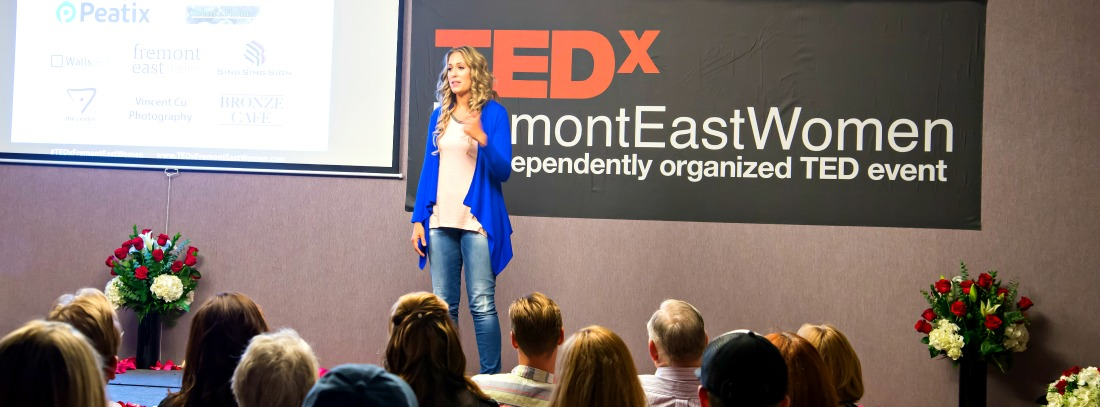 Elyse Hughes TEDx