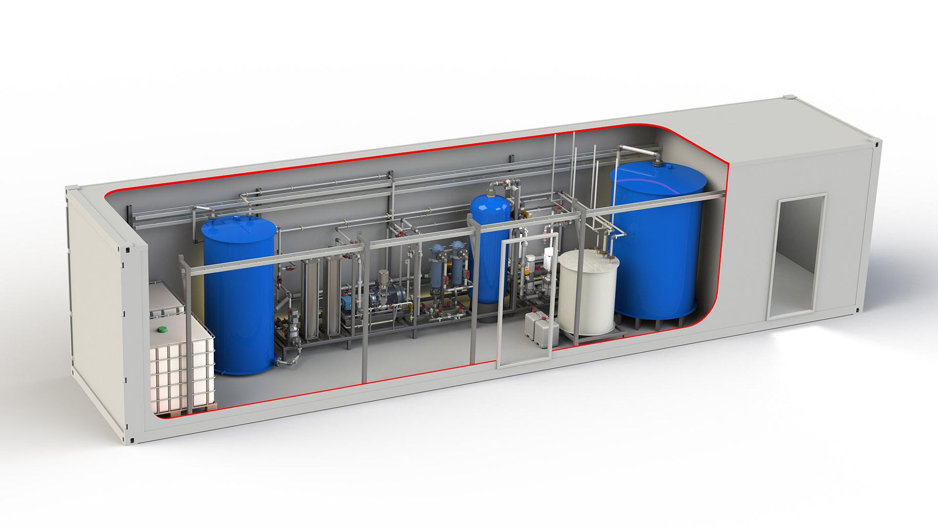 Teollisuuden vesi Oy