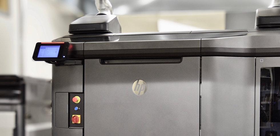 3D tulostus Indigovisio HP multi jet fus
