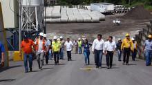 Inauguración de nueva planta.