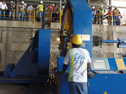Máquina MBK para mallas