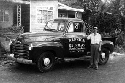 Isauro Castro (1955) Fundador de Fábrica Tubos Campeón