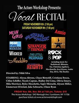 Vocal recital Wall poster.jpg