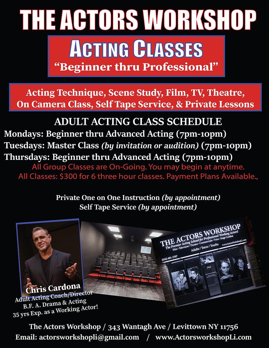 Adult acting classes  Chris April 2021.j