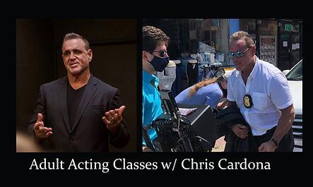 Chris Cardona acting class image 2020.jp