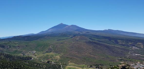 Teide og Pico Viejo