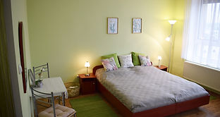 Zimmer im Abigél Altenheim