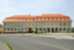 Az Abigél Idősek Panziója nyugdíjasház épülete