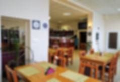 Az Abigél Idősek Panziója nyugdíjasház étterme