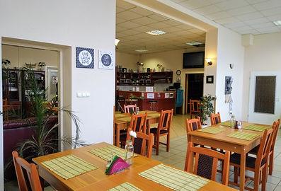 Das Restaurant des Abigél Altenheims
