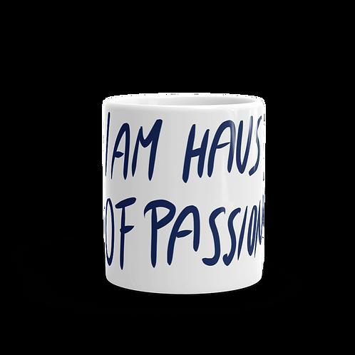 I AM HAUS OF PASSION Mug