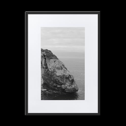 Es Pontas Pt. 2 Matte Paper Framed Poster