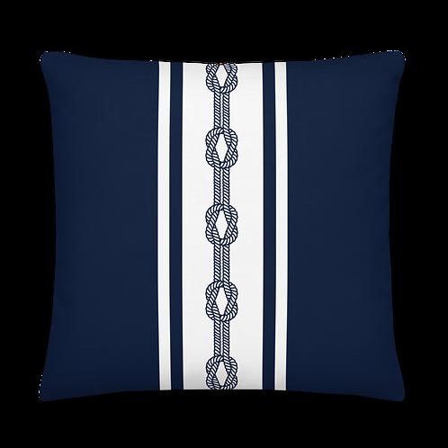 Club Thalassophile Knot Premium Pillow