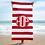 Thumbnail: Red White Striped Towel